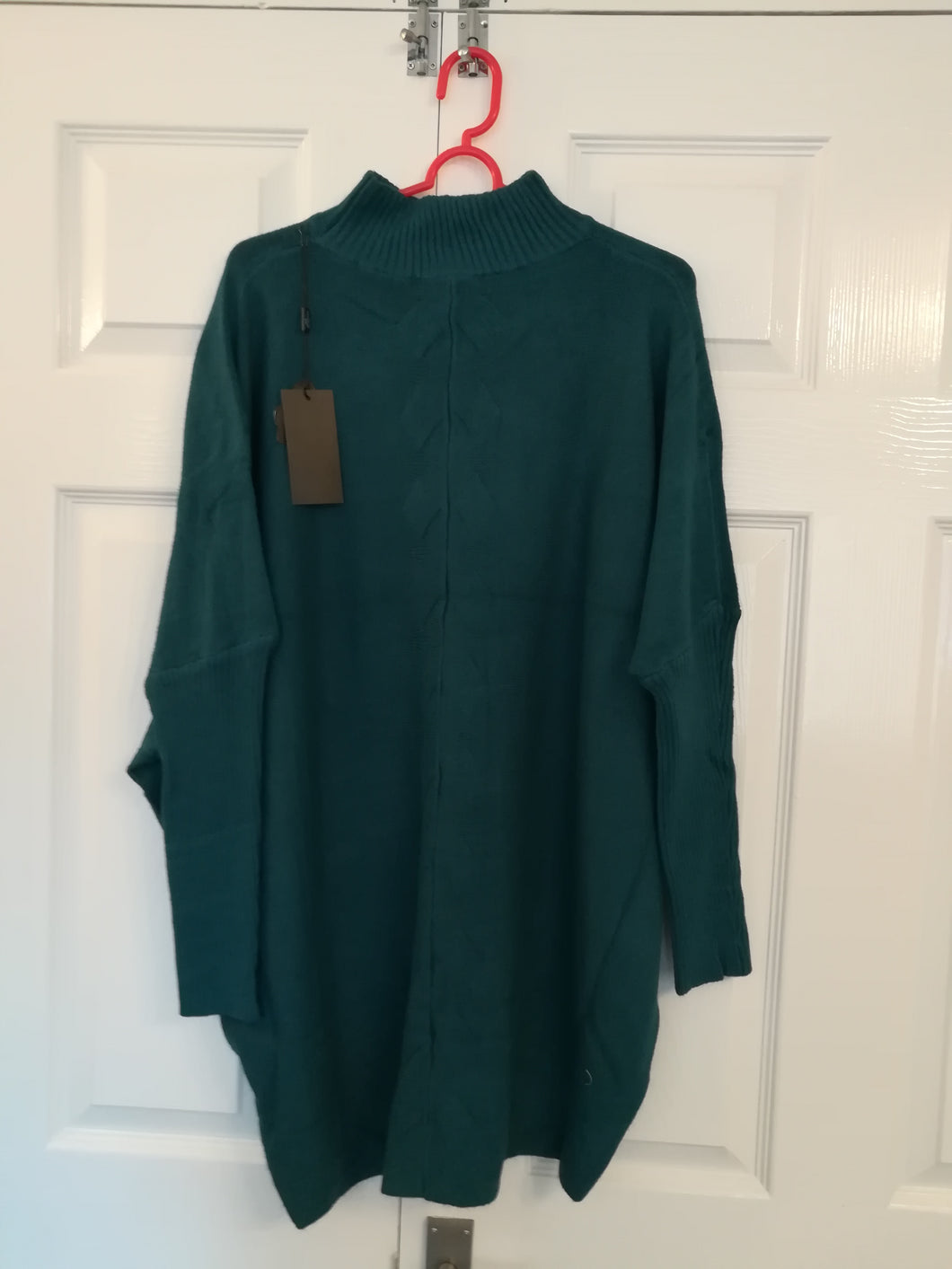 Teale Slouch Jumper one size 12/18 £36