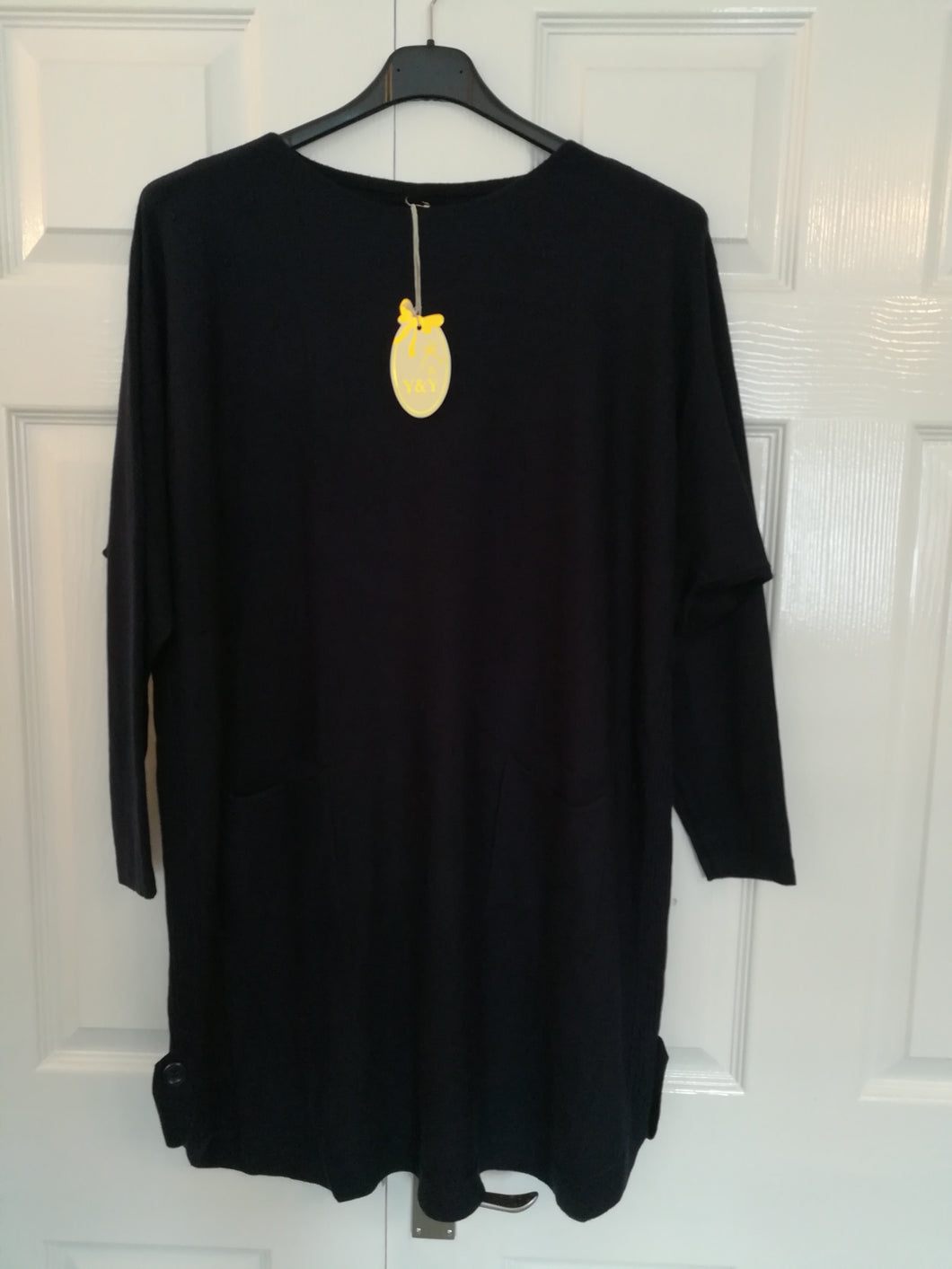 Tunic Jumper - one size 16/22 £38