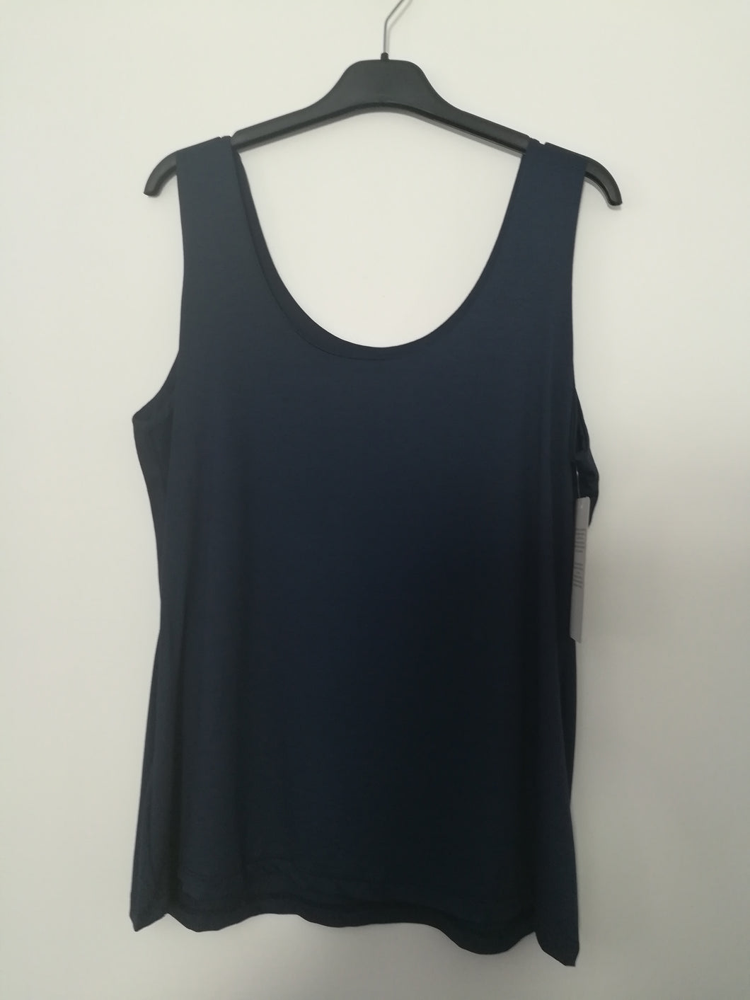 Stretchy Basic Vest with Bust Support one size 10/16 £14