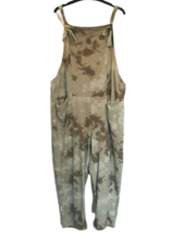 Load image into Gallery viewer, Tye Dye Dungarees one size 10/16 £25