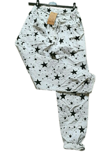 Load image into Gallery viewer, Star Print Magic Trousers one size 12/18 £25