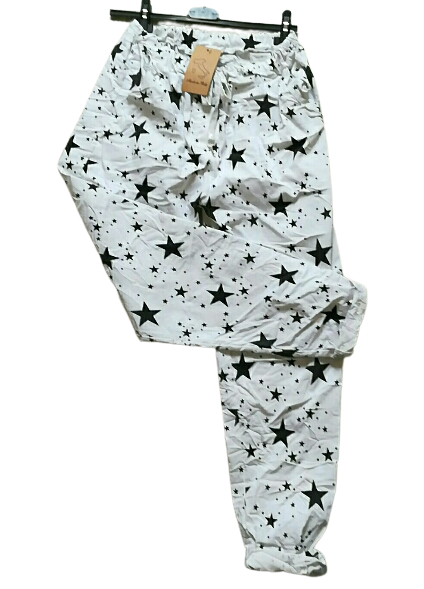 Star Print Magic Trousers one size 12/18 £25