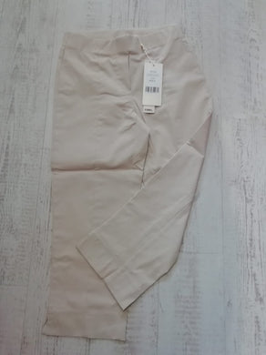 Pinns Sand Crop Trousers - size 12