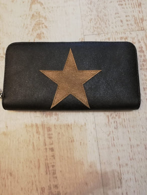 Star purse Black £12