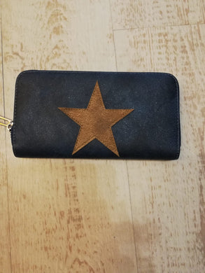 Star Purse Navy £12