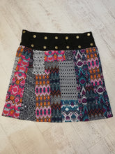 Coline Reversible Popper skirt