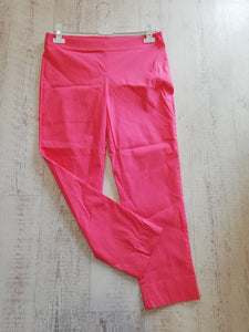 Pinns hot pink ankle grazer size 8