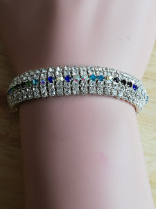 Diamante paste sparkle bracelet