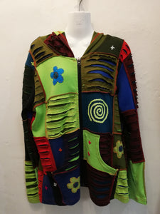 Coline Hippy Jacket size XL (14-16)
