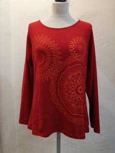 Coline Red Top XXL (16)