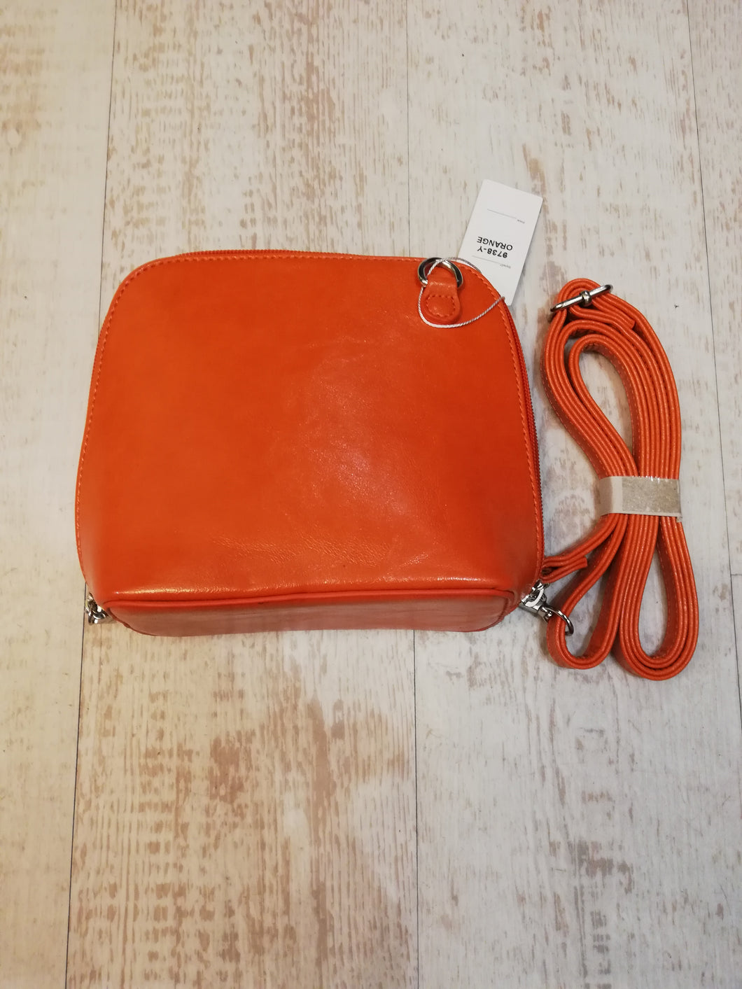 Small bag with adjustable strap