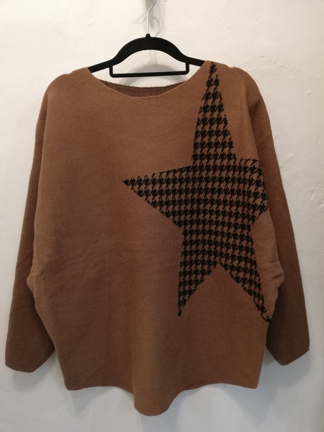Star Jumper one size 10 - 16