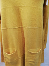 Load image into Gallery viewer, Jumper Tunic Dress with Pockets S/M (14-20) SALE £20 NO RETURN