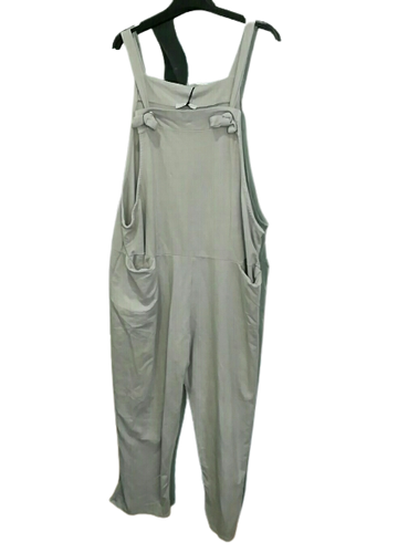 Large Plain Dungarees - ones size 16/18 £28