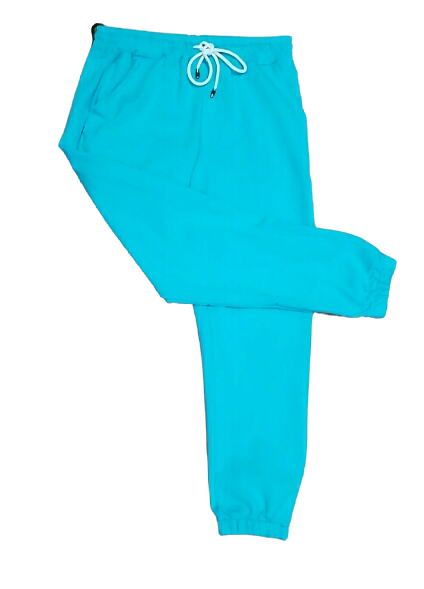 Plain Cuffed Joggers one size 10/14 £20