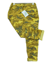 Load image into Gallery viewer, Spring Camo Print Magic Trousers one size 10/16 £25