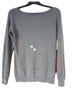 Fine Knit jumper to size 10 SALE PRICE £12.50 NO RETURN