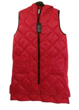Load image into Gallery viewer, Longline Padded Gillet - one size 14/18 £40 SALE PRICE £20 NO RETURN
