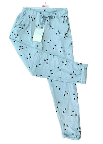 Star Print Magic Trousers - one size 10/16 £25
