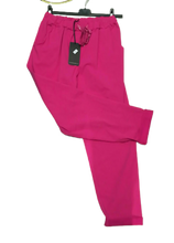 Load image into Gallery viewer, Spring Plain Magic Trousers one size 16/20 £28