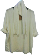 Load image into Gallery viewer, Cosy Scarf Top one size 10/14 £25