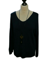 Load image into Gallery viewer, Light Weight Spring Knit V Neck Top one size 10/14 £25