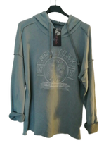Load image into Gallery viewer, NY Hoodie Sweatshirt one size 10/16 £25