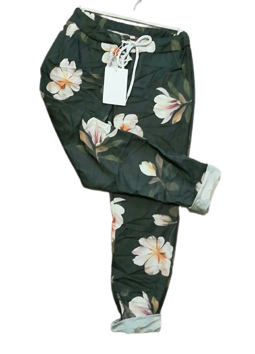 Spring Floral Magic Trousers one size 10/16 £25