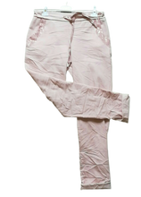 Load image into Gallery viewer, Sequin Pocket Magic Trousers one size 10/14 £25
