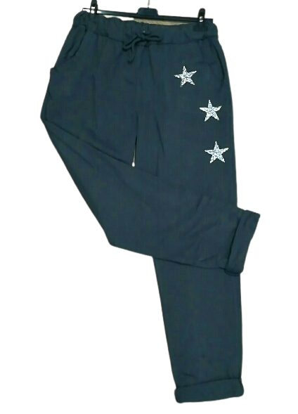 Crystal Star Joggers - one size 10/16 £22