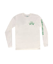 Load image into Gallery viewer, Lanikai Canoe Club Premium Long Sleeve Tee - LCC Cross Paddles