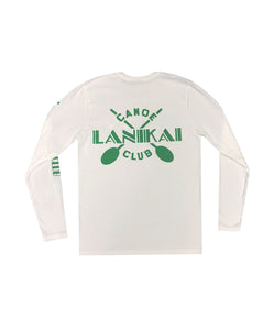 Lanikai Canoe Club Premium Long Sleeve Tee - LCC Cross Paddles