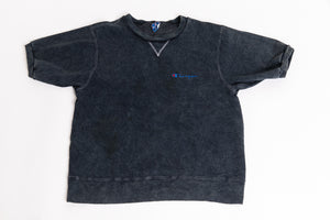Champion Short Sleeve Sweater - Dark Green