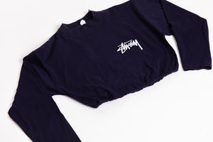 Stussy Cropped Sweater