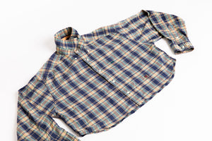 Tommy Hilfiger Cropped, Plaid Polo
