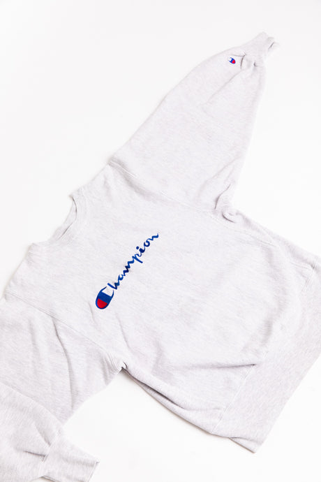 Champion Grey Pullover Sweater