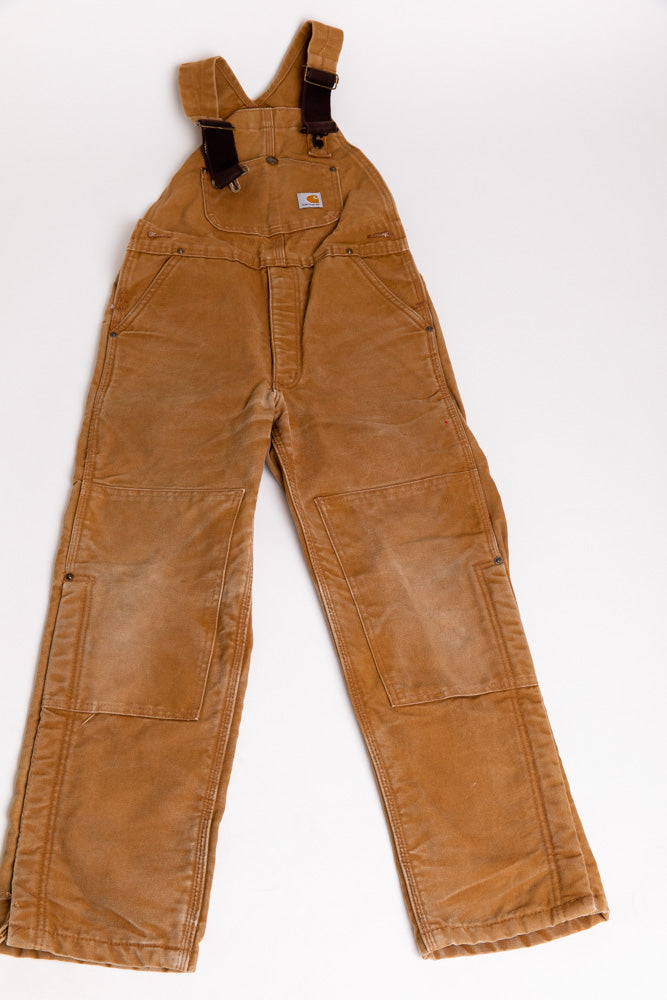 Carhartt Classic Brown Overall
