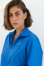 Lacoste Blue Windbreaker