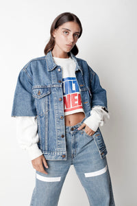 Levi's Short Sleeve Jacket