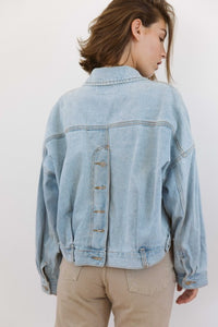 Happiness Jean Jacket