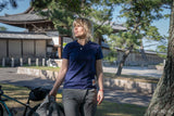 SO.RO. clothing filato shirt fashion design for cyclists made in Japan