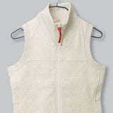 SO.RO. clothing spessore women's vest fashion design for bicycle made in Japan