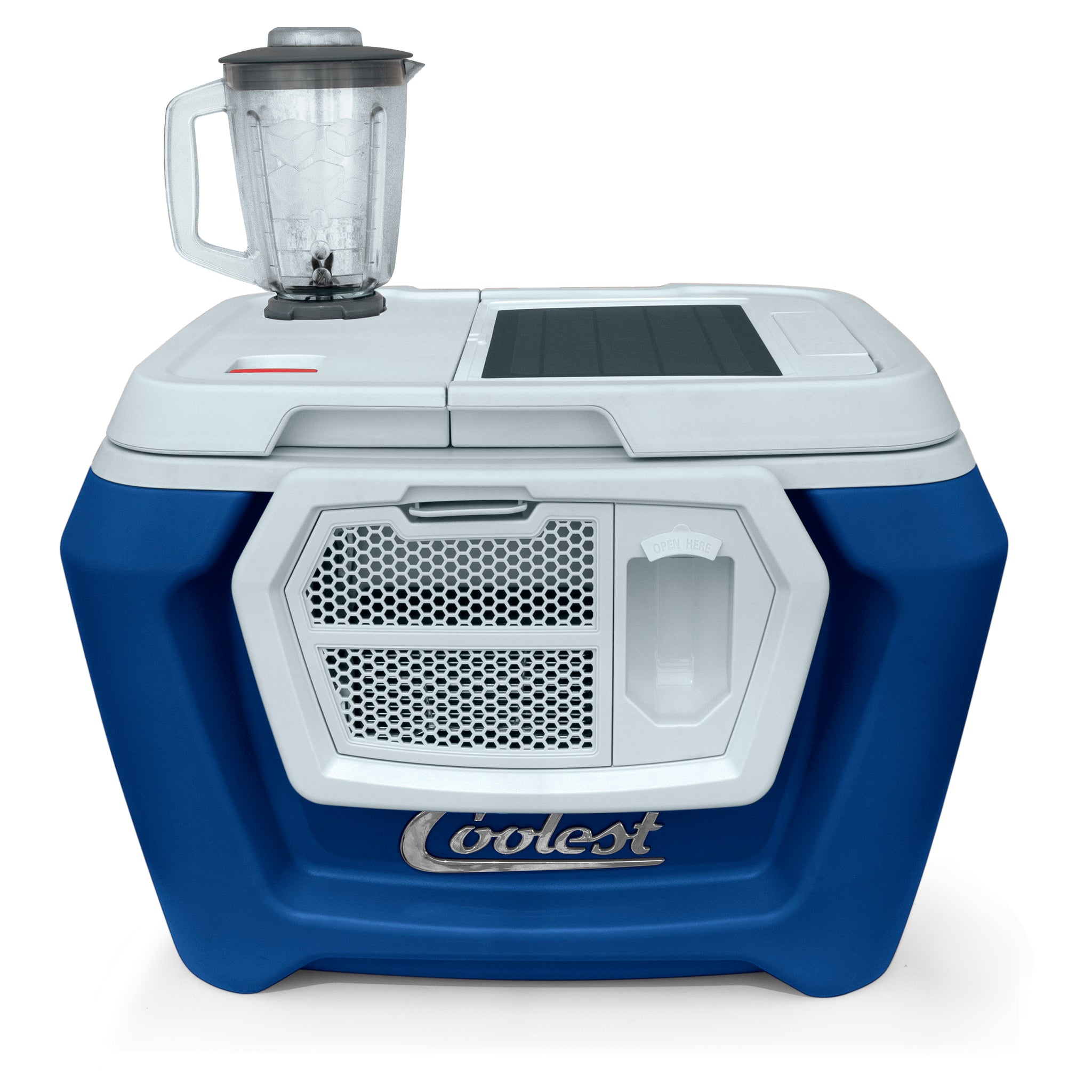 Classic Coolest With Blender & Solar Charger