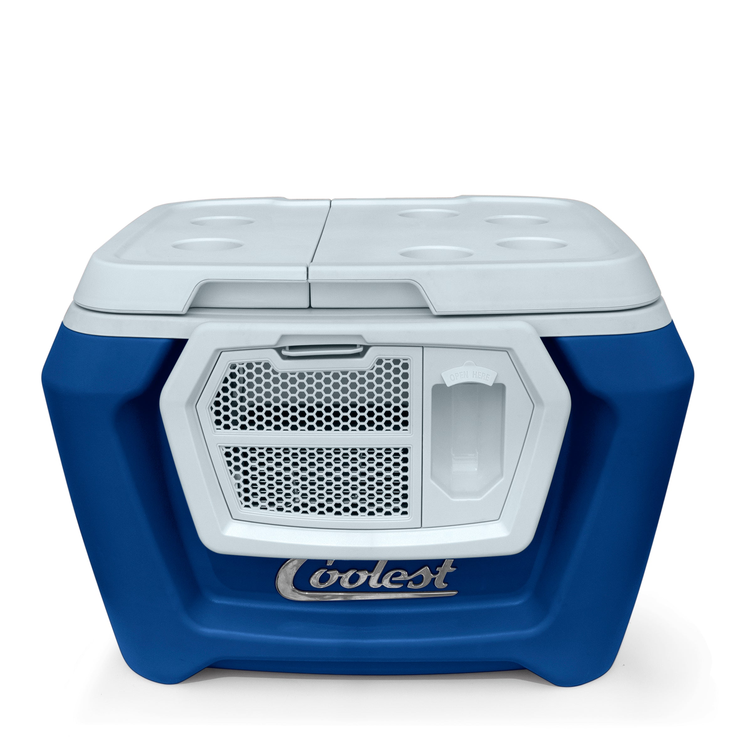 THE COOLEST COOLER - FINALLY, A COOLER THAT'S ACTUALLY COOL