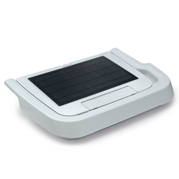 Solar Panel Right Lid
