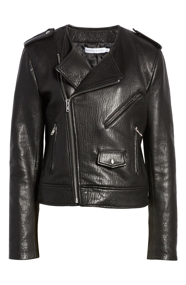 Katrina Leather Jacket