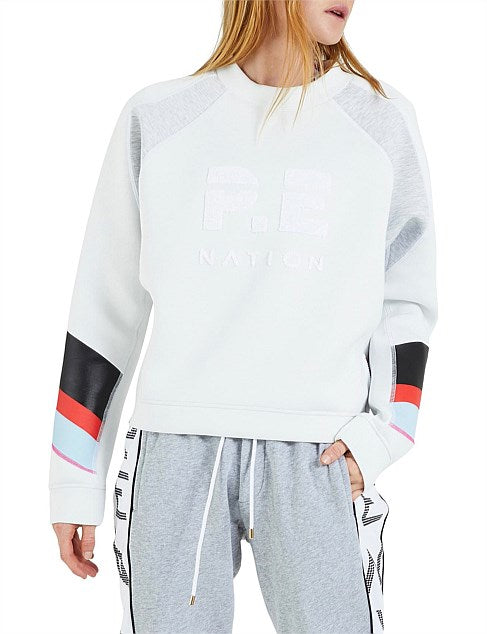 P.E. Nation Easy Run Sweatshirt