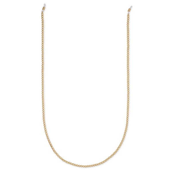 5mm Gold Ball Sunglass / Mask Chain