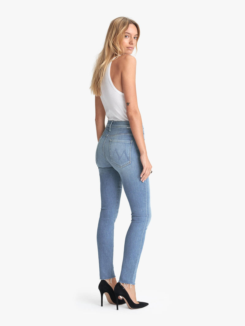 The Fly Cut Stunner Fray Jeans