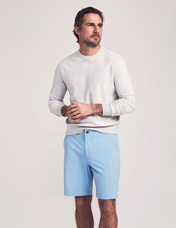 Faherty All Day Shorts Coastal Blue